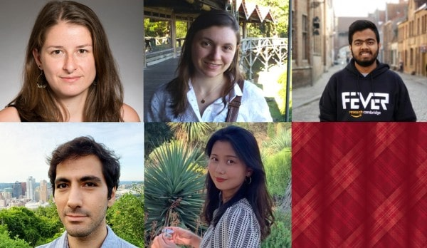 composite of Amazon Fellows