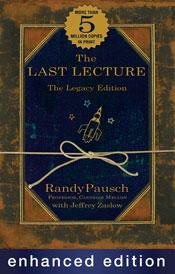 Last Lecture book cover