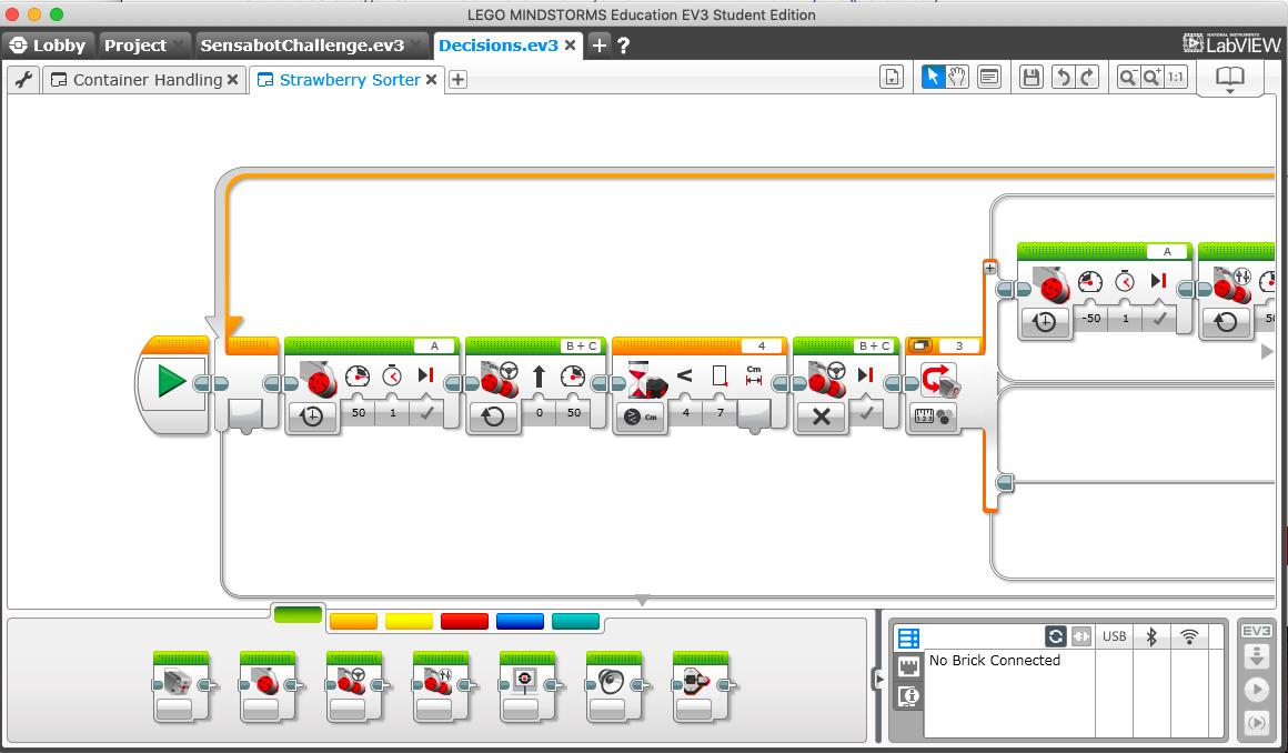 Программа для конвейера ev3 транспортер 3 фильм смотреть