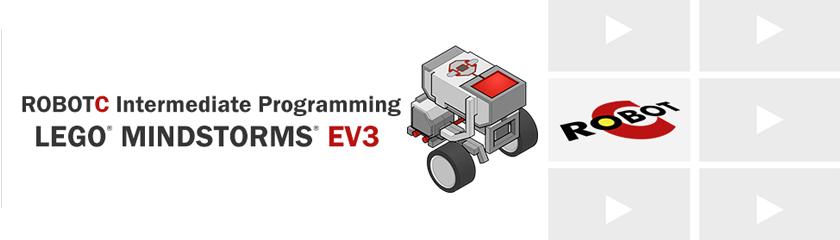 ROBOTC Intermediate Programming - LEGO® MINDSTORMS EV3