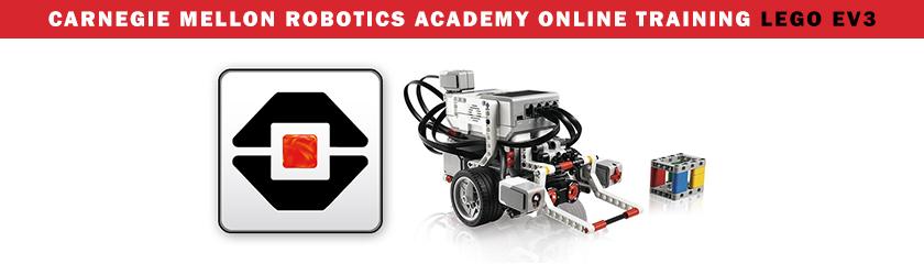 EV3 Online Training - Carnegie Mellon Robotics Academy