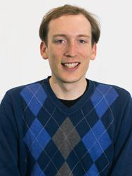 Zachary Ulissi Headshot