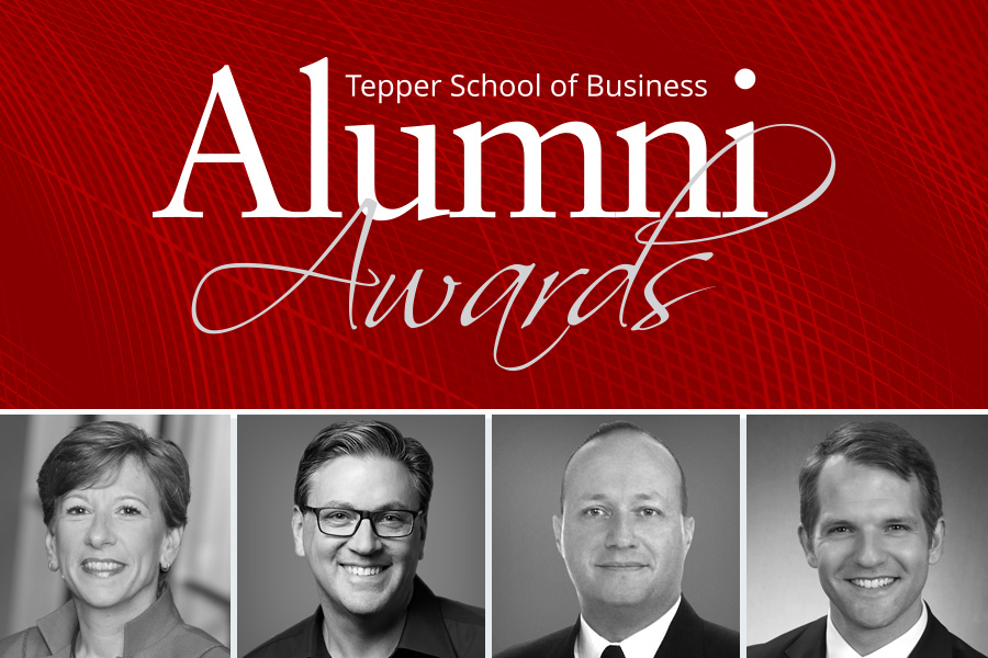 Tepper School to Honor Prominent Alumni at Reunion Weekend - Tepper