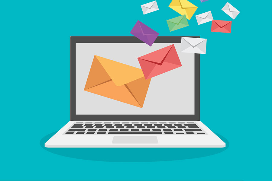 'Bursty' Email Communication Helps Groups Convert Resources into Results